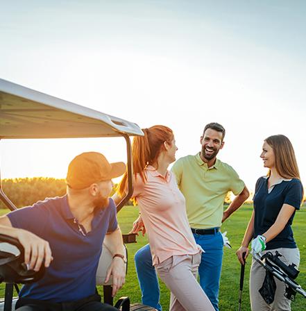 Inaugural Human Resources Seminar & Golf Social